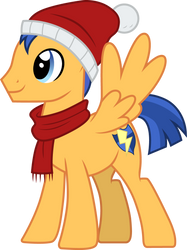 Winter Flash Sentry by CloudyGlow