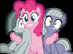 Pie Hug by CloudyGlow