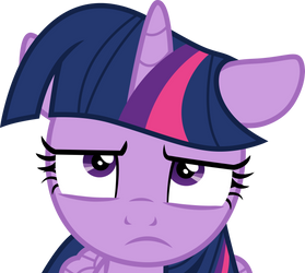 Disappointed Twilight by CloudyGlow