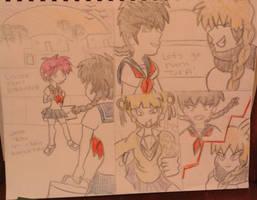 RAN RAN Chapter 3 Page 8. by tsubasasan11