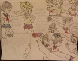 RAN RAN Chapter 3 Page 9. by tsubasasan11