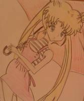 Princess Serenity. by tsubasasan11