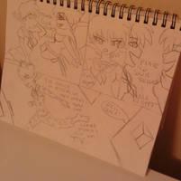 RAN RAN Chapter 4 Page 1. by tsubasasan11