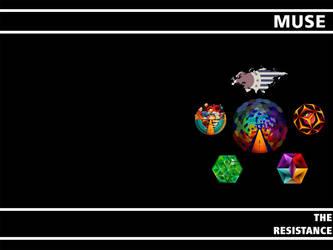 Muse The Resistance Wallpaper By Iftikar On Deviantart