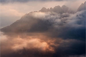 Julian Alps by Aphantopus