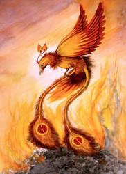 The Rebirth of Phoenix by AmaniWarrington