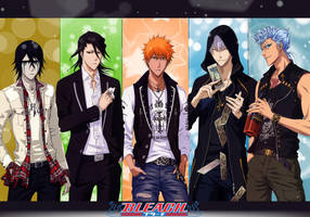 Bleach Gang DX by DrLinuX