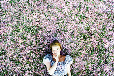 me and lots of cherry blossom by BEINTAbeinta