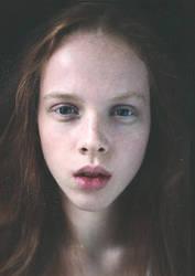 the portrait by BEINTAbeinta