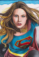 Supergirl by GotikHouse