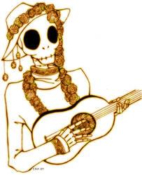 Dia de los Muertos by i-s-p