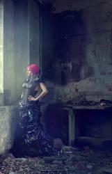 Trash queen by ValentineSin