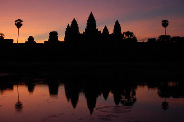 Sunrise Angkor Wat by mawi--bule
