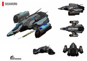 Susamuru by BugraHekimhan