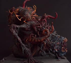 Necator Beast by FritoFrito