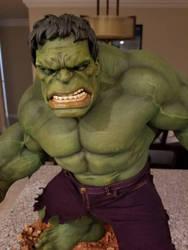hulk custom paint  by FritoFrito