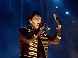 Gerard Way by STRUDELL