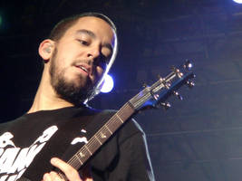 Mike Shinoda by STRUDELL