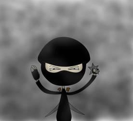 Ninja Chang by STRUDELL