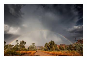 Bungles Rainbow by GVA