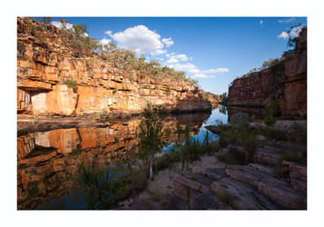 Manning Gorge II by GVA