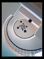 Spiral Staircase by GVA