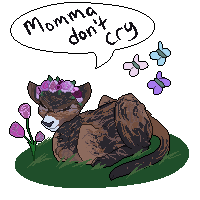 Mama Don't Cry by Scrivers