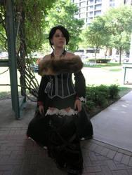 Lulu from Final Fantasy X by LadyNyneave