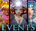 Events Icon NOT MY ART by GabiStar