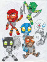 Chibi Toa Nuva by chaos-controlled-123