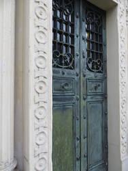 the green doors by linderel