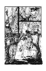 King of Kool Pg 1 by juliakrase