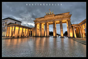 Brandenburger Tor by real-creative