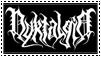 Nyktalgia stamp by Tanit-Isis