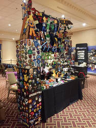 MTAC 2017 Artist Table by jnjfranklin