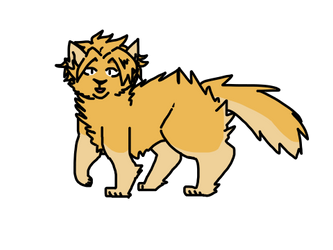 Cat Kaminari by TinyWindowless