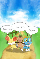 Get Your Starters by Winick-Lim