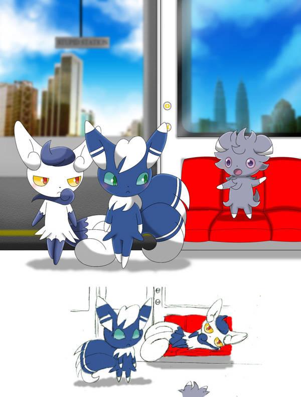 Ride Train by Winick-Lim