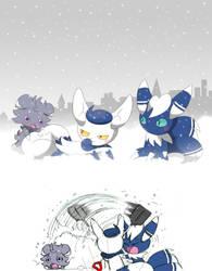 Snow play by Winick-Lim