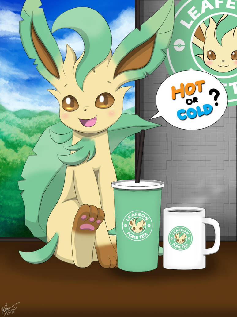 Hot Or Cold  Leafeon  By Winick-Lim On Deviantart-1244