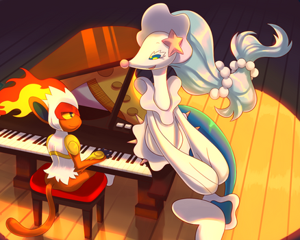 [Collaboration] A Great Show by Winick-Lim