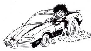 Kitt Car by Crash2014