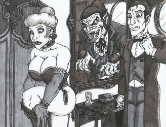 Monsters and Maidens Jekyll and Hyde by Crash2014