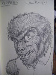 Rippers Wolfman by Crash2014