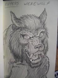 Rippers Werewolf by Crash2014