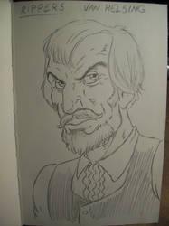 Rippers Dr. Abraham Van Helsing by Crash2014