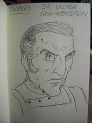 Rippers Dr. Victor Frankenstein by Crash2014