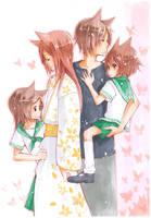 Family by kitten-chan
