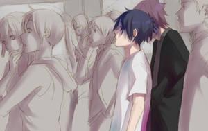 Moukemono: So Much As Breathe by kitten-chan