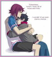 Moukemono: Have Faith by kitten-chan